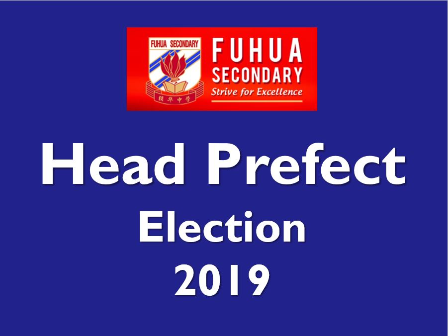 Head Prefect Election 2019